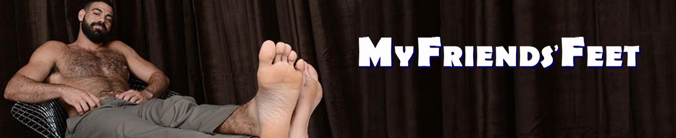 Male feet videos free