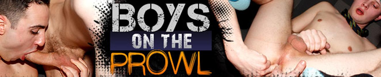 Boys On The Prowl