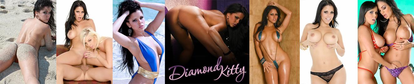 Diamond Kitty