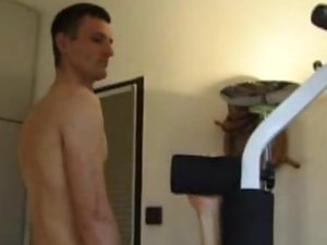 Hot Gay Workout