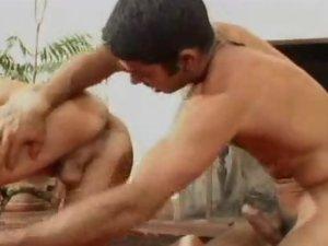Cock Gagged Latino Cubs