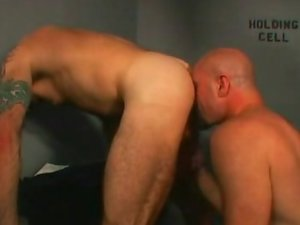 Hairy Men Fucking