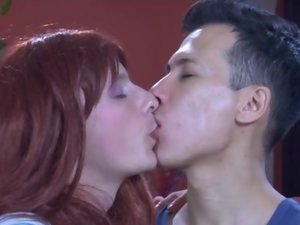 Cornelius A and Arnold A gay crossdresser video