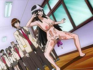 Hentai schoolgirl gets humiliated