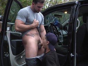 The Boy Next Door Part 1 - TRAILER - Phenix Saint and Tino Cortez - DMH - Drill MY Hole