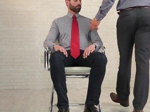 Office Dreams Part 2 - TRAILER- Dani Robles & Logan Moore - TGO- They Gay Office