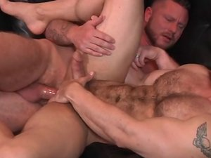 Cheating Husband Part 3 - Charlie Harding & John Magnum - STG - Str8 to Gay