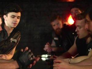 Men Of Anarchy Part 1- Gabriel Cross & Paddy O'Brian - DMH - Drill My Hole