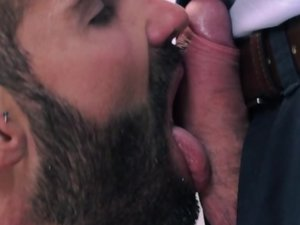 Decisions - Dani Robles & Jessy Ares - TGO - The Gay Office