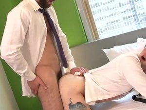 Executive Suite Part 2 - Jarec Wentworth & Jay Austin - TGO - The Gay Office
