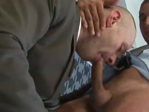 Gentlemen 09: Closing the Deal - 4 Sebastian Rossi Rides Armando de Armas' Dick