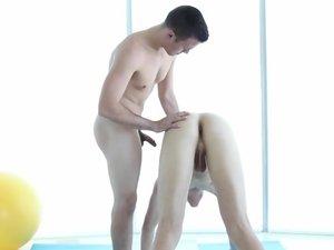 Hot Naked Yoga