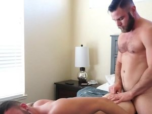 Judas Cole and Nick Sterling