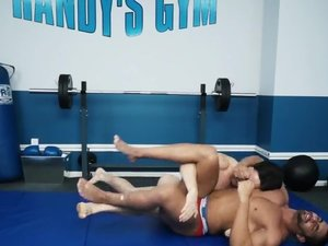Chris Rockway & Angelo Antonio