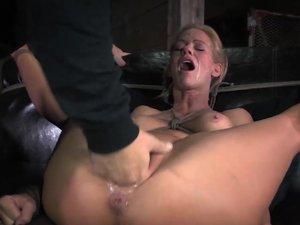 Swinging Simone Sonay Gets Sexually Broken