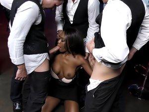 Nadia Jay. Porn video