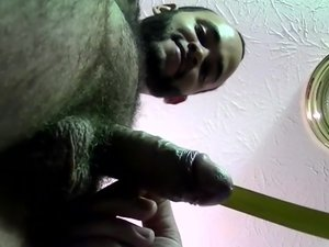 Badass Gets His Uncut Cock Sucked - Badass and Joe
