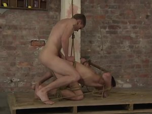 Getting His Tight Hole Used! - Dmitry Osten and Titus Snow