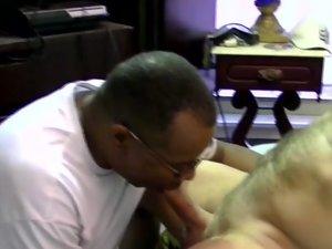 Fit Daddy Dicksmack Gets Blown - Dicksmack and Joe