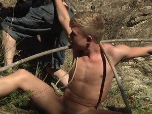 Chris Gets A Chav Cum Load - Chris Jansen and Ashton Bradley