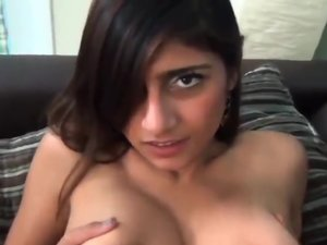 This Lebanese girl Mia Khalifa Fucked in Homeporn