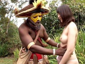 Kanon Blows The Tribes Chieftain