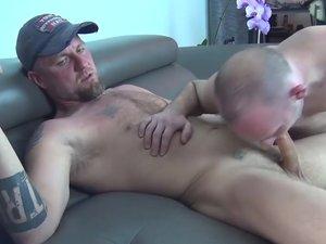 Christian Matthews and Trit Tyler Bareback