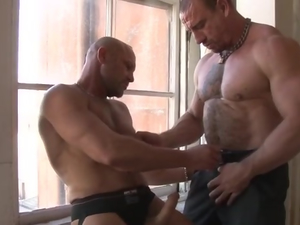 Ed Hunter and Chad Brock