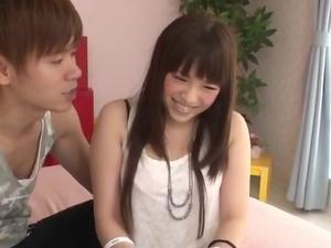 Yuri Sato, big tits gal, enjoys harsh sex