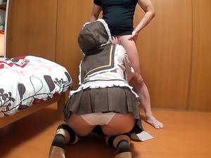Yuki Loves Cum Play