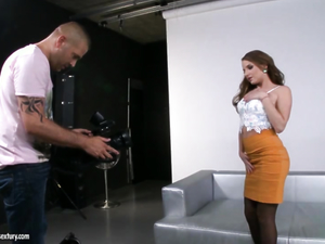A Fanboy's DP Sofi Goldfinger porn casting