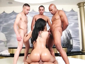 Anal sex with a transsexual