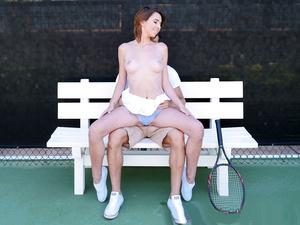 Teen Tennis Lesson
