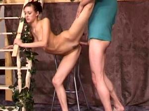 flexible teen sex gymnastic