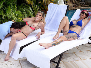 Milfs On Vacation: Part 2