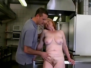 german mom needs a extreme sex