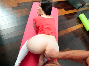 Anal Stretching After Yoga