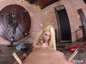 Angel Wicky loves pov fetish sex