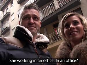 Fake Hub - Cheating Wife Fucks for Cash