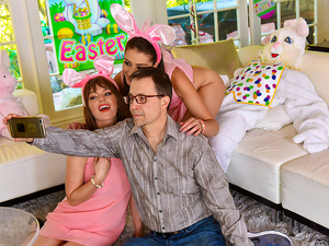 Family Strokes – Uncle Fuck Bunny