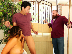 Brazzers - The Pussy's Wetter On The Other Side