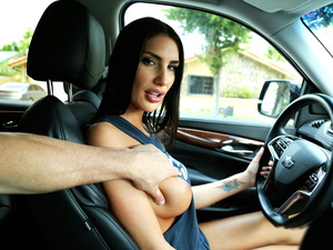 I Know That Girl – August Ames and JMAC Have Fun Fuck