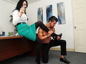 Big Tits Boss – Busty Boss Appreciation Day