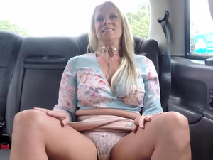 Fake Hub – John Gets A Good Taxi Arse Rimming