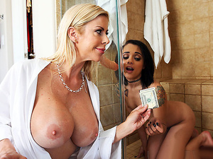 Brazzers – Our Cute Little Plaything 2