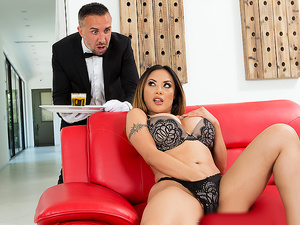 Brazzers – Who's Your Butler?