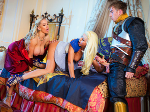 Brazzers – Queen Of Thrones: Part 1 (A XXX Parody)