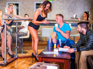 Digital Playground – Night Out At Taterz