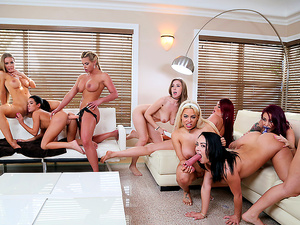 Brazzers – Brazzers House 2: Day 1