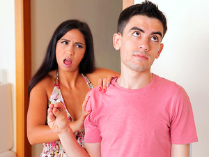 Mike's Apartment – Cumming For Her Landlord